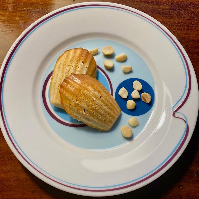 Banana Macadamia Madeleines Served Up on Livliga!