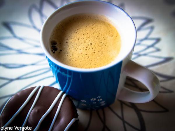 Op de koffie: Bij Debby