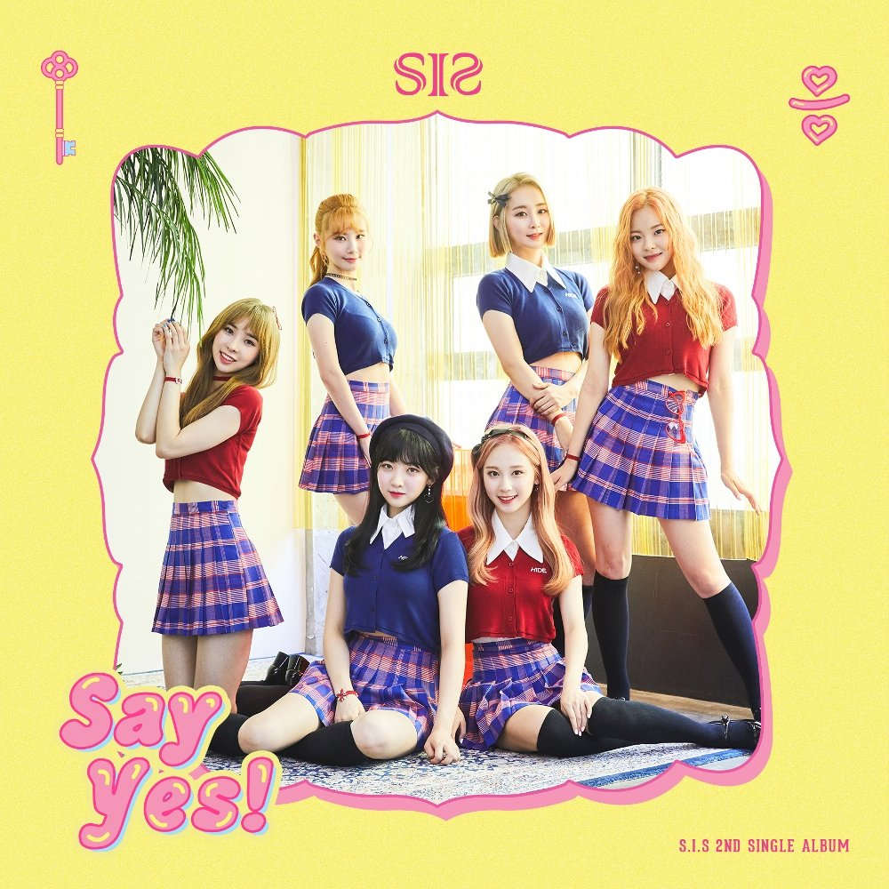 S.I.S – SAY YES  – Single (FLAC)