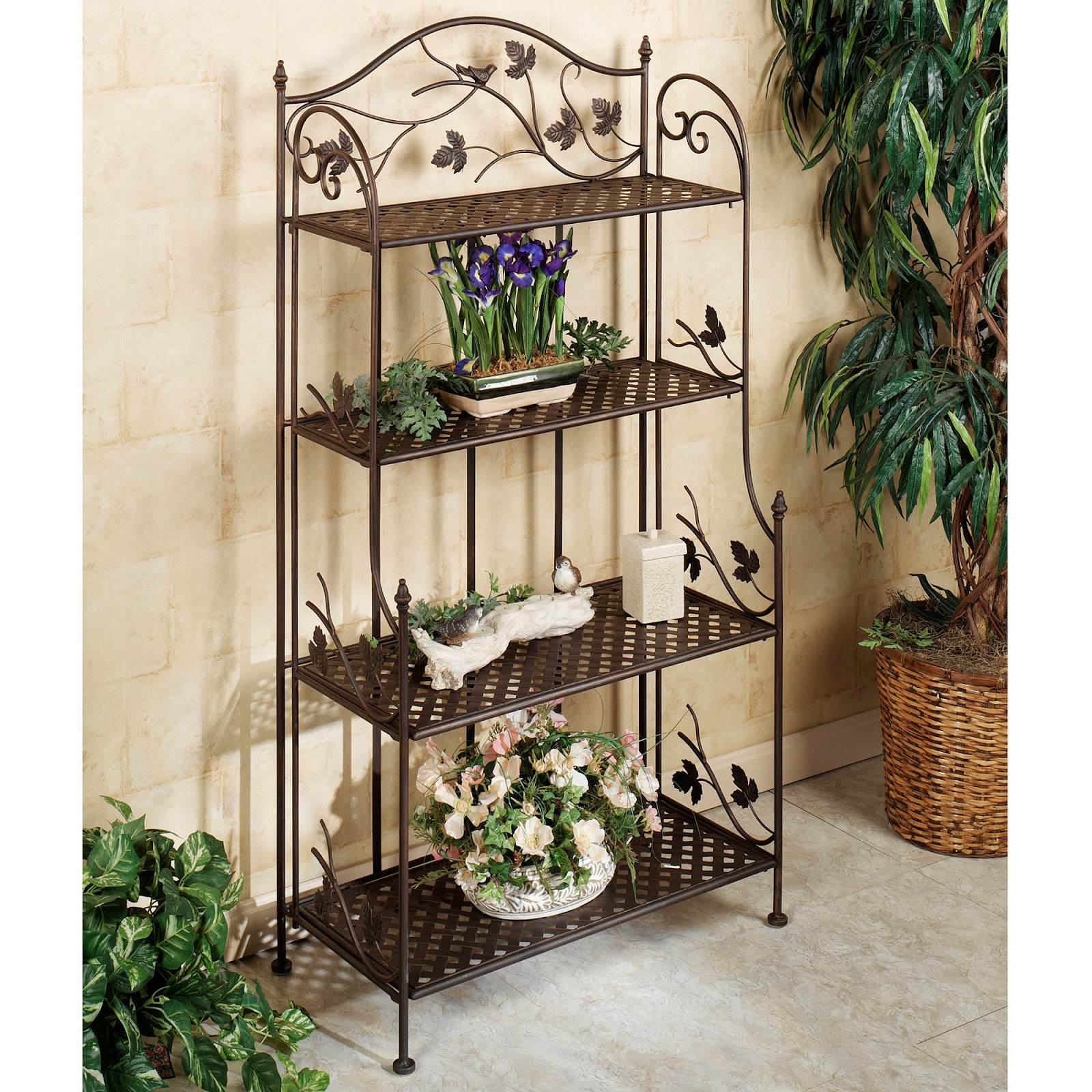 Plant Shelving Indoor Nice Ideas For Your Small Garden Vietnam Outdoor Garden