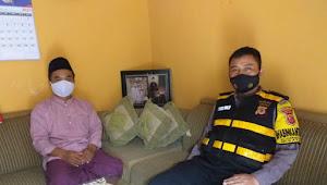 Binmas Polsek Nagreg Polresta Bandung Kunjungan Silaturahmi Kepada Tokoh Agama