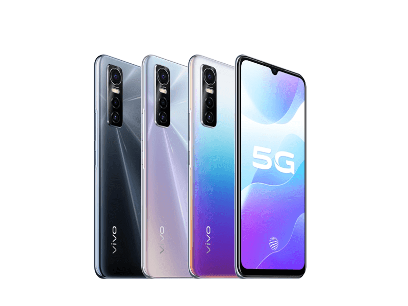 vivo S7e 5G with Dimensity 720, 64MP cam and 33W charging now official in China!