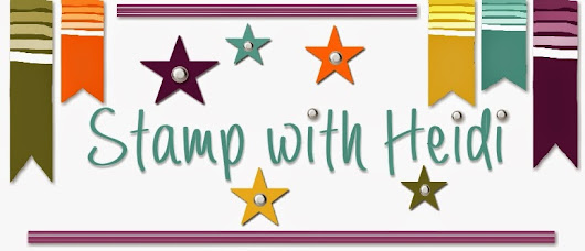 Stamp with Heidi: Weekly Deals September 9-15