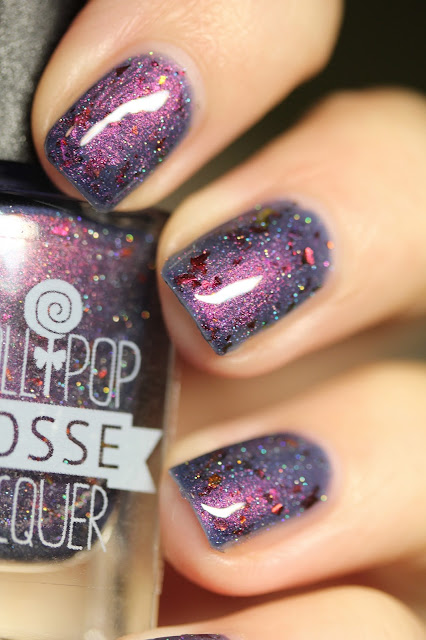 Lollipop Posse Lacquer Nothing Ends