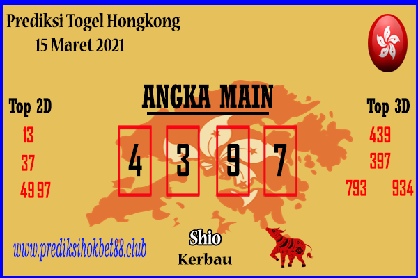 Bocoran Hongkong 15 Maret 2021