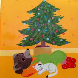 Petit Ours Brun - Coffret de Noël - Le Sapin