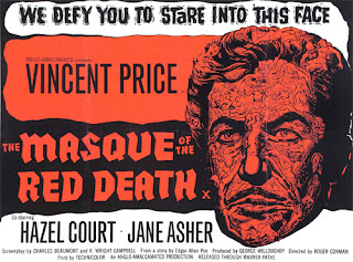 Poster - The Masque of the Red Death (1964)
