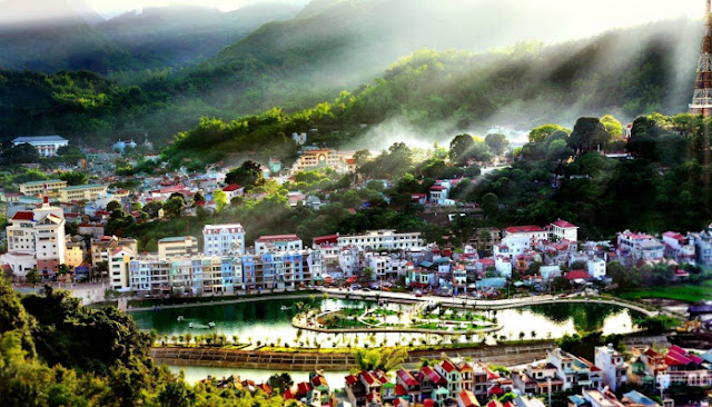 Khu đô thị Flc Mộc Châu Sơn La dự án biệt thự nghỉ dưỡng sinh thái cao cấp