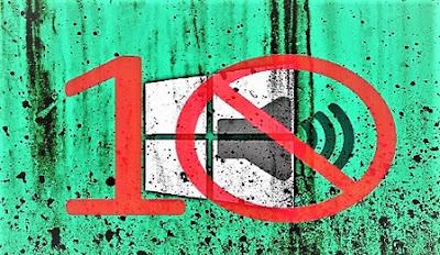 حل مشكلة الصوت لا يعمل في ويندوز 10