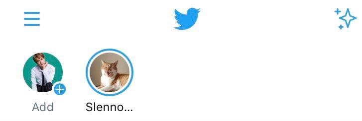 cara simpan twitter story