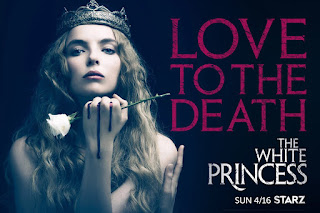 The White Princess Series Banner Poster