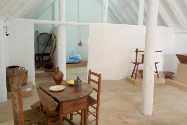 La vida dins d'una barraca