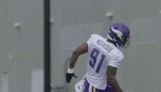 Minnesota Vikings 53 man roster for nfl 2020 season - ngakoue