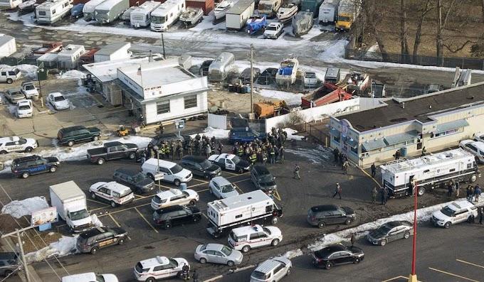 Atirador abre fogo dentro de fábrica em Chicago, nos EUA; ao menos 6 morreram