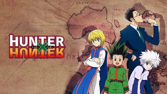 Hunter x Hunter مترجم