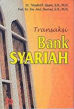 BUKU TRANSAKSI BANK SYARIAH