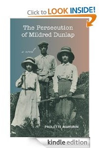 Book Review: The Persecution of Mildred Dunlap by Paulette Mahurin