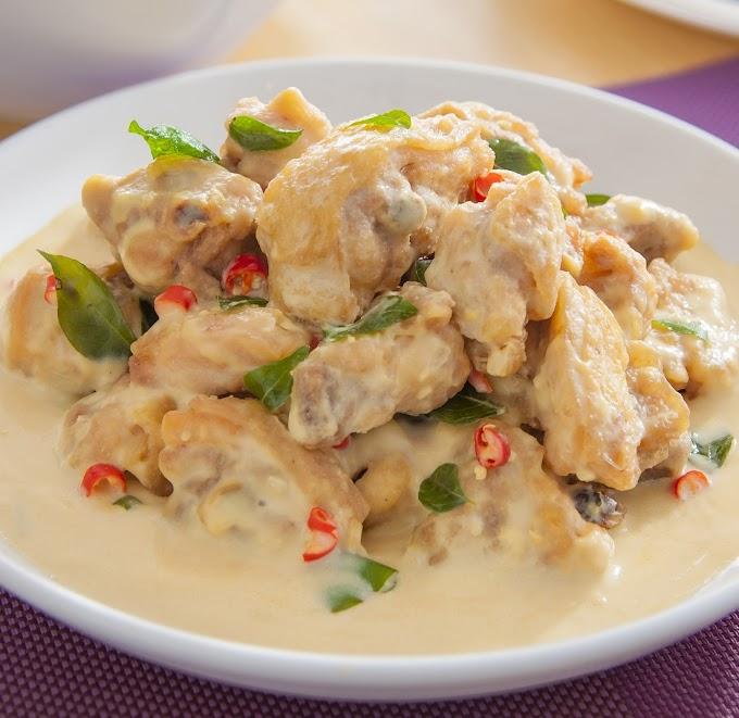 Resipi Ayam Buttermilk Sedap Dan Mudah Di Masak