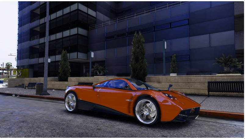 GamesMods17 : Realistic Graphics Extity-XF 2 2 GTA5