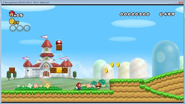 New Super Mario Bros PC Emulado Español Descargar