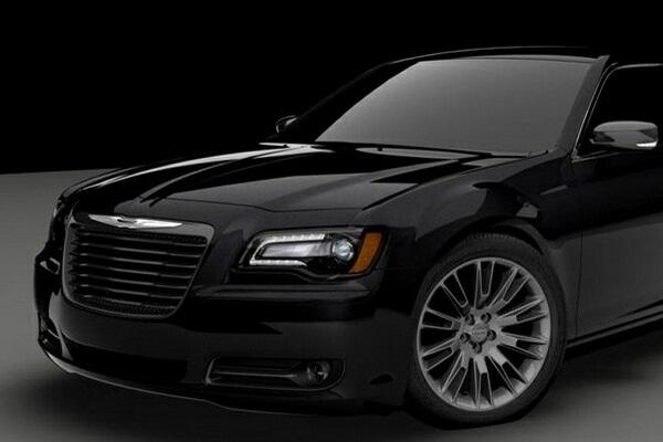 Custom Chrysler 300S by John Varvatos