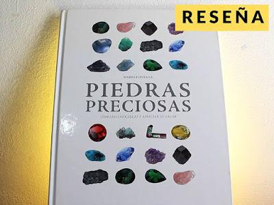 Reseña completa del libro piedras preciosas como reconocerlas - valor del libro