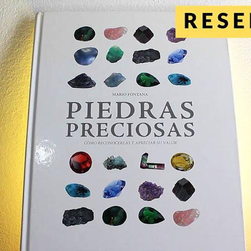 Piedras preciosas - Como reconocerlas y apreciar su valor - Reseña del libro