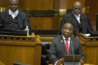 President Ramaphosa To Respond To The SONA Debate.