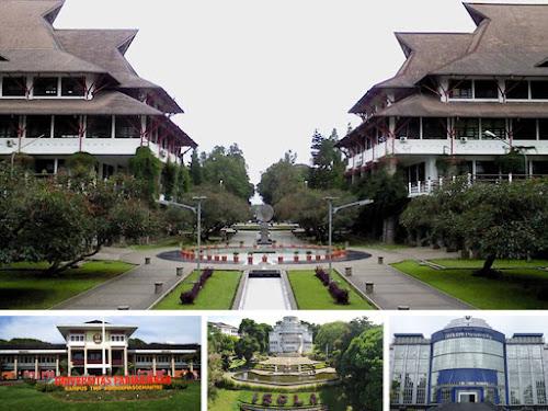 Kampus Terkenal di Bandung