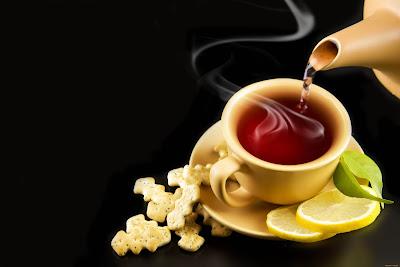 bbc çay araştırması, çay vücut ısısını düşürür