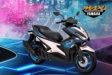 Yamaha Aerox S Doxou Version