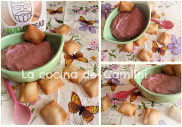 Paté de jamón y anchoas al ron (La cocina de Camilni)