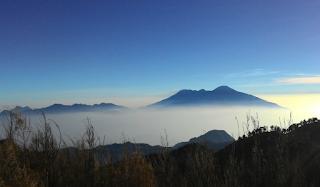 Jalur Pendakian Gunung Butak