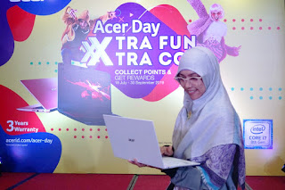 Laptop Acer Ultra Swift 7