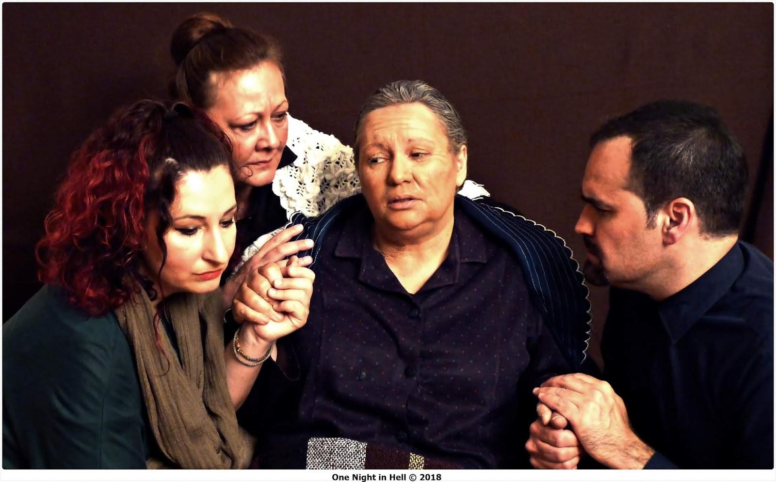 Το τρέιλερ της νέας ταινίας του Νίκου Κουρού «Μια νύχτα στην κόλαση»