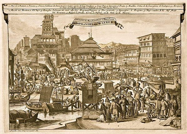 Pola Pelayaran dan Perdagangan Abad ke-16 Hingga Abad ke-18 di Kepulauan Indonesia