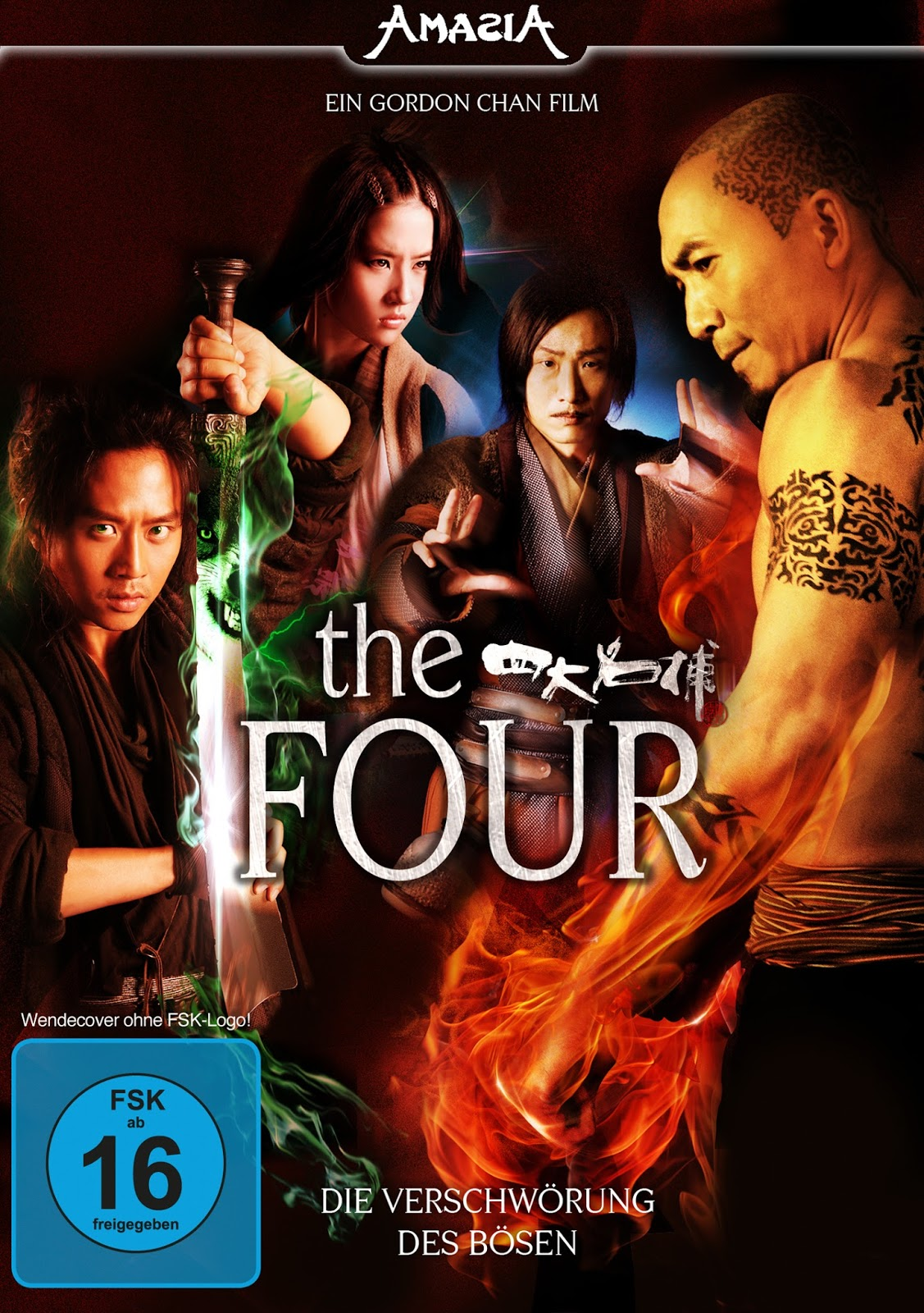 The Four 3 Final Battle 4 มหากาฬพญายม ภาค 3 ศึกครั้งสุดท้าย [HD][พากย์ไทย]