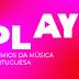"Primeira gala dos prémios ""Play"" na RTP1"