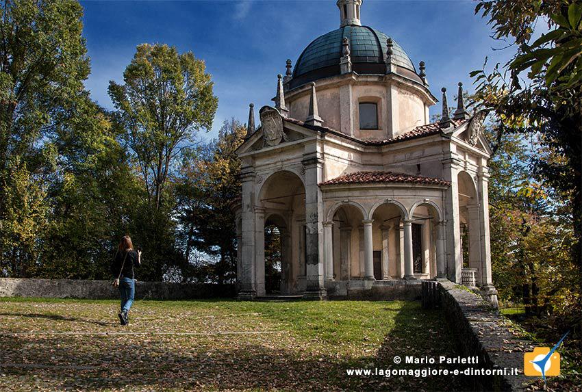 Lago Maggiore e dintorni: Sacro Monte di Varese, versione autunnale