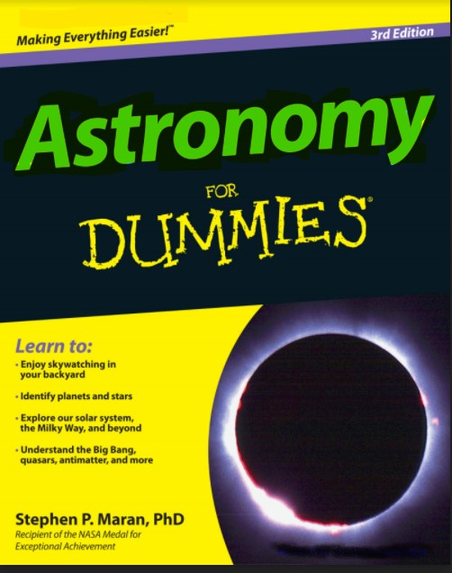 Astronomy For Dummies 3rd edition in pdf