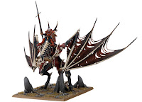 Warhammer age of sigmar death vampire lord on zombie dragon image picture