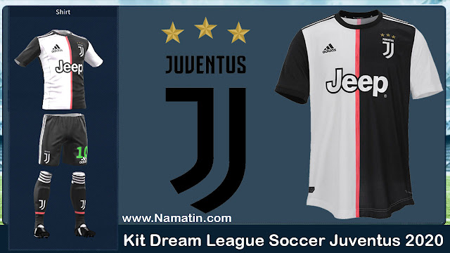 kit dream league soccer juventus 2019-2020