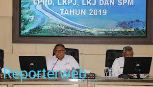 Bupati Sukabumi Apresiasi Capaian Kinerja Jajaran Pemkab Sukabumi