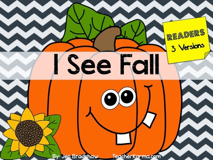 I See Fall free readers.  teacherkarma.com