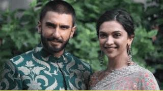 Deepika Padukone Knot Ranveer Singh at Italy