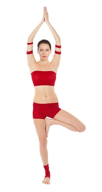 Tree Pose (Vrikshasana) Step by Step