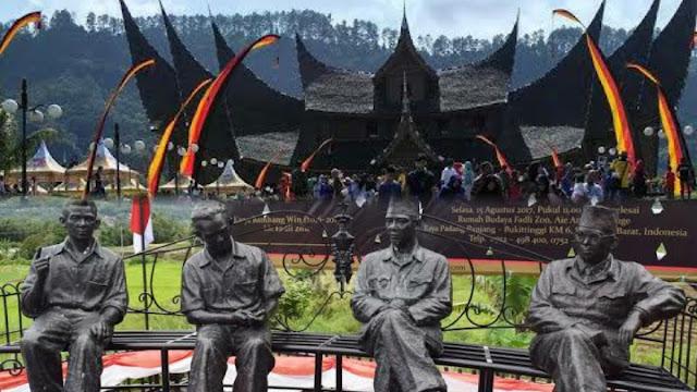 Minangkabau adalah Pilar Indonesia