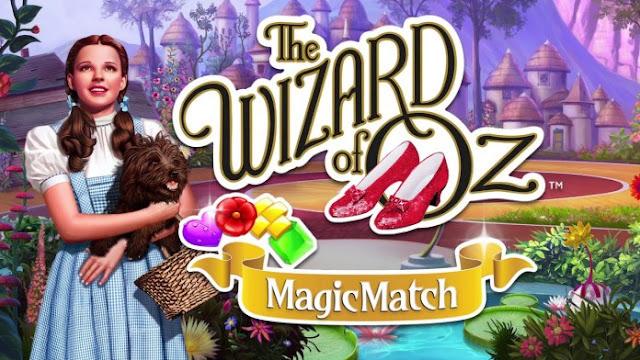 Wizard of Oz: Magic Match v1.0.3014 (Mod)
