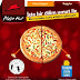 Pizza Hut Pizza bağışlıyor