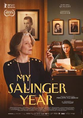 Películas sobre J.D. Salinger, Joanna Rakoff, películas de libros sobre libros